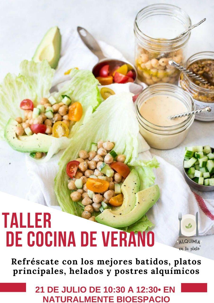 Taller de Cocina de Verano